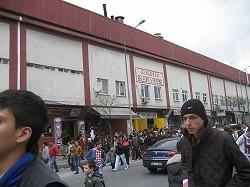 MİMAR YAHYA BAŞ スタジアム