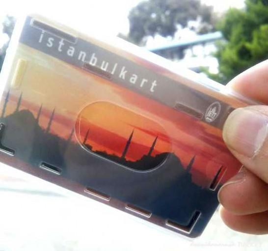 イスタンブールカード