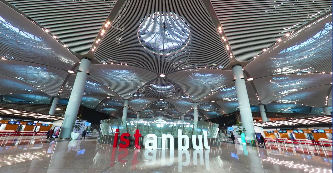 イスタンブール 空港 乗り継ぎ